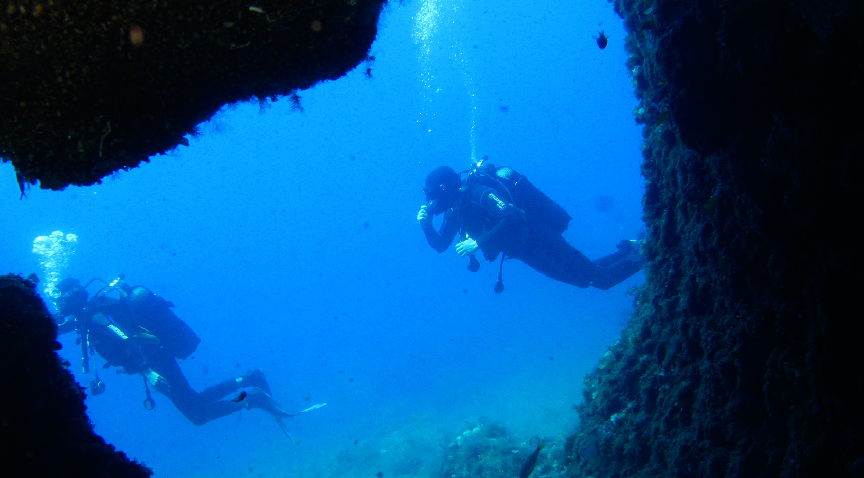 Diving lipari immersioni lipari ricarica nitrox a lipari - Dive per sempre ...